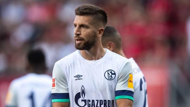 Schalke-Verteidiger Matija Nastasic muss gegen Hertha BSC aussetzen