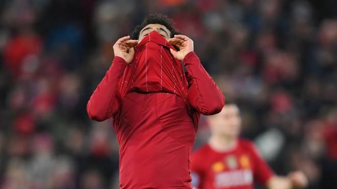 Der Titeltraum des FC Liverpool könnte in Folge der Coronakrise platzen