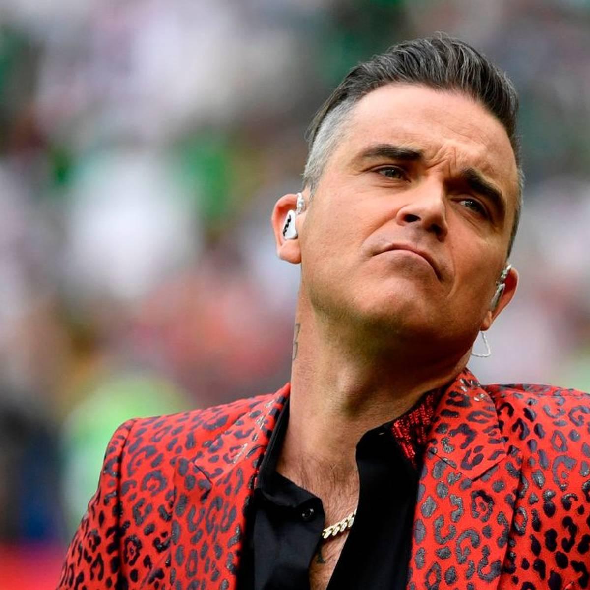 Robbie Williams schwärmt von Klopp