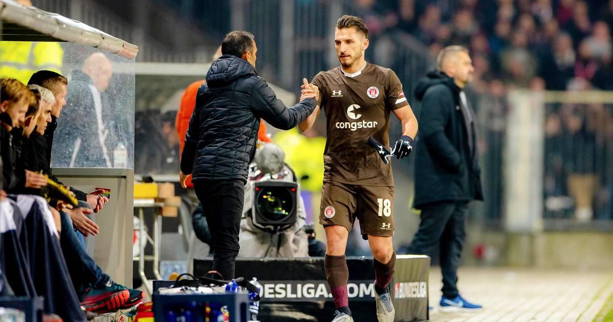 FC St. Pauli: Ansage an Diamantakos - Sieg im Krisenduell mit Dynamo?
