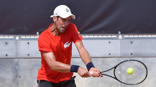 Novak Djokovic wurde bei den US Open disqualifiziert