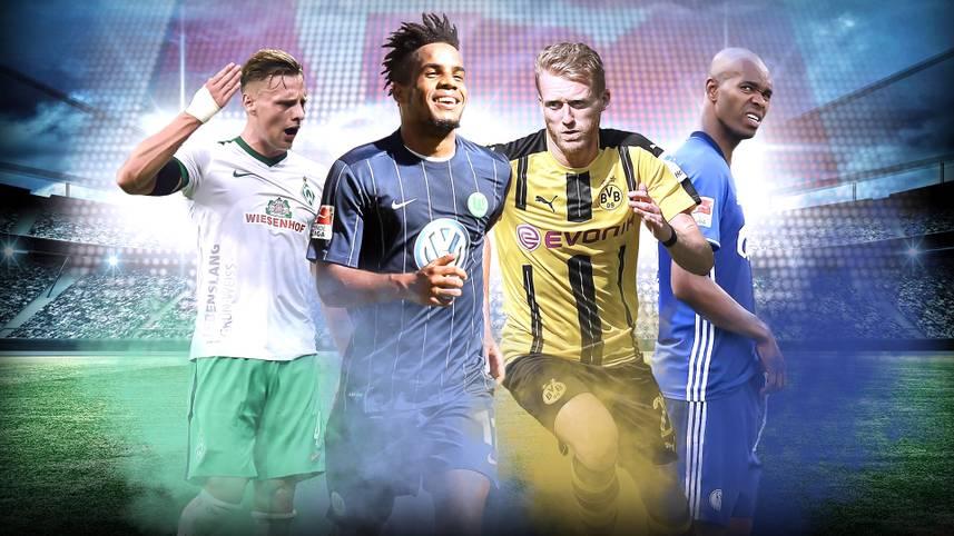 Der erste Bundesliga-Spieltag ist rum, die 135 Neuzugänge der 18 Klubs mehr oder minder integriert. Knapp Sechzig sind gleich am ersten Wochenende zum Einsatz gekommen. SPORT1 zeigt, wie sie sich geschlagen haben
