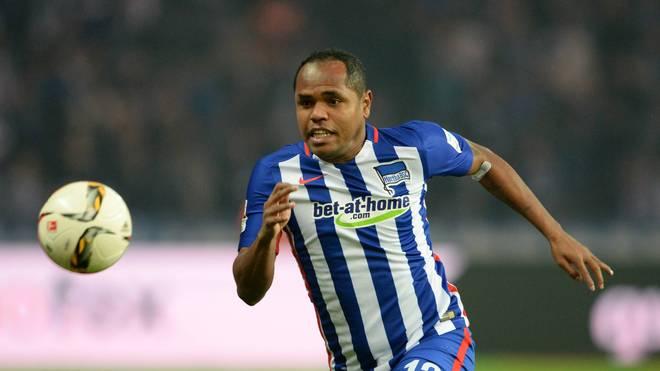 Ronny schoss sieben Bundesliga-Tore für die Hertha