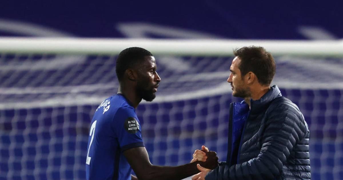 FC Chelsea: Antonio Rüdiger bei Frank Lampard offenbar wieder gesetzt