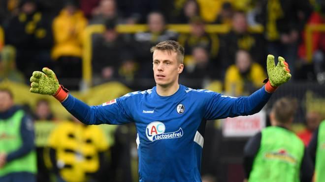 Alexander Schwolow wird in Zukunft das Trikot von Hertha BSC tragen