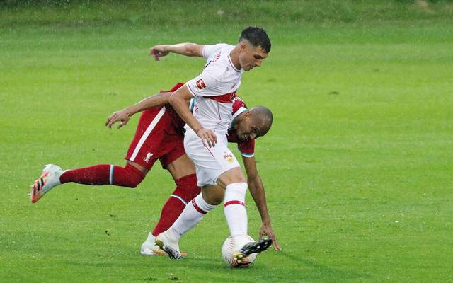 Erik Thommy wird dem VfB Stuttgart länger fehlen