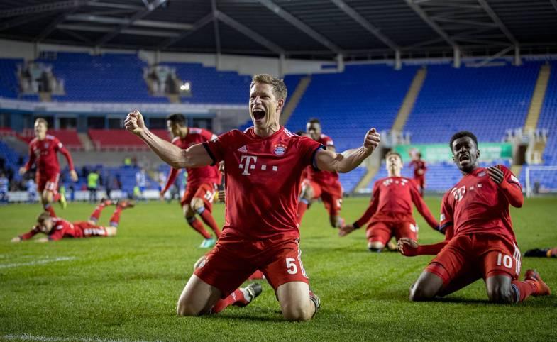 """Den Titel in der regionalliga Bayern haben sich die """"kleinen Bayern"""" schon geholt. Bereits fünf Spieltage vor Schluss ist man nicht mehr von der Tabellenspitze zu verdrängen. Diesen Erfolg verdanken die Bayern ihrer Dominanz in Angriff und Verteidigung"""