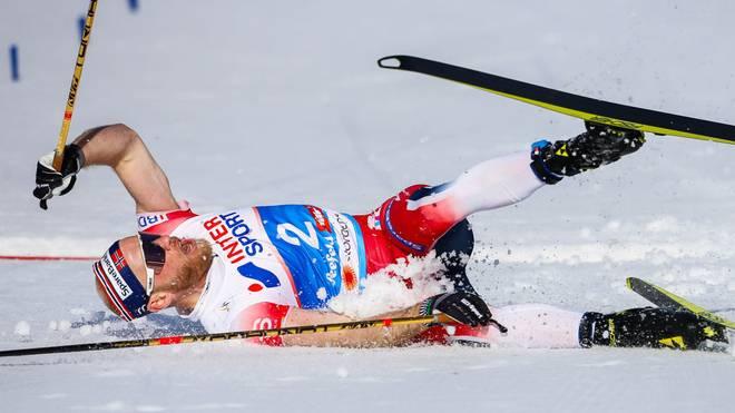 Martin Johnsrud Sundby ist nicht mehr länger in der norwegischen Langlauf-Nationalmannschaft