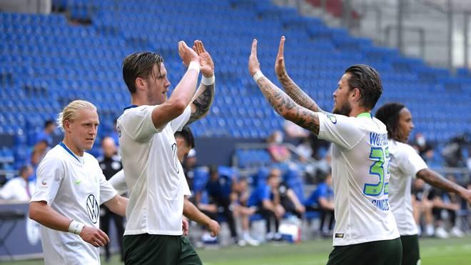 Der VfL Wolfsburg will sich über drei Qualifikationsrunden für die Europa League qualifizieren