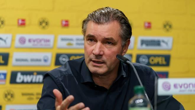 Michael Zorc hat seinen Vertrag bis 2022 verlängert