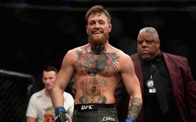 Conor McGregor könnte vor einer Rückkehr ins Oktagon stehen
