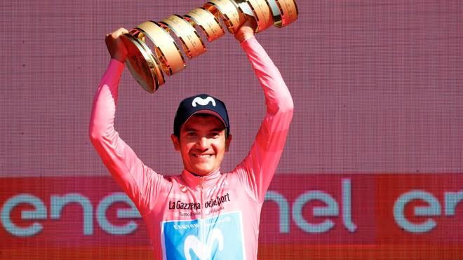 Giro-Sieger fällt bei Vuelta aus