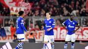 In den vergangenen Spielen verließen die Schalker Spieler den Platz häufig geknickt
