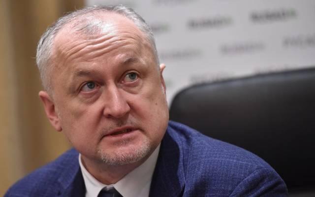 Juri Ganus, Generaldirektor der russischen Anti-Doping-Agentur hat die Verhätnisse in der russischen Leichtathletik massiv kritisiert.