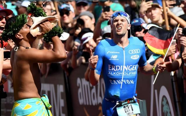 Patrick Lange gewann 2017 und 2018 auf Hawaii
