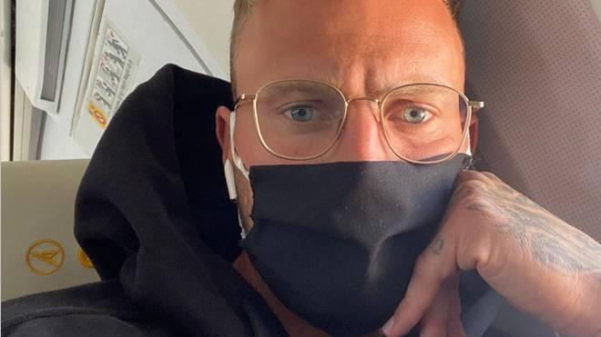 Christoph Hemlein sieht sich vom 1.FC Kaiserslautern ungerecht behandelt