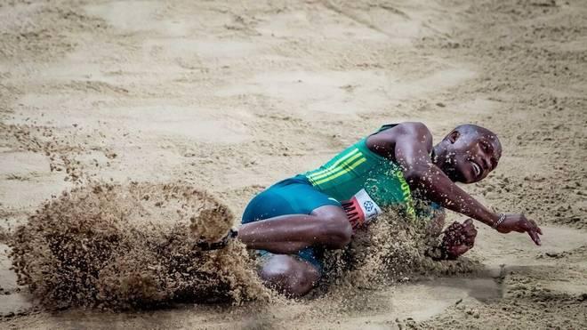 Luvo Manyonga wird sein Drogenkonsum wohl erneut zum Verhängnis