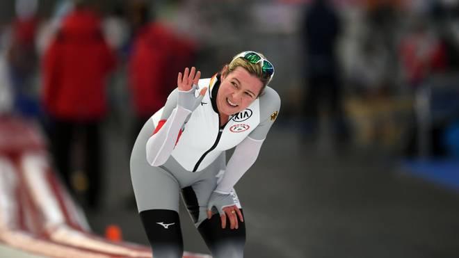 Claudia Pechstein verpasste die Top 10