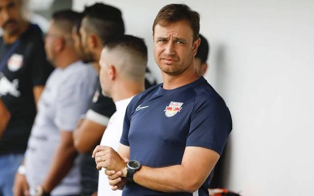 Felipe Conceicao ist nicht länger Trainer von Red Bull Bragantino