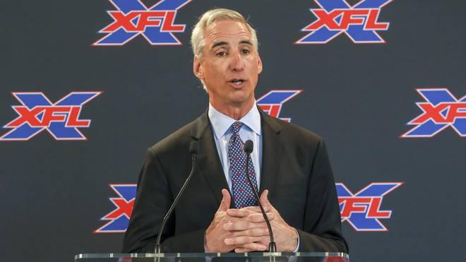 Oliver Luck wurde als Commissioner der XFL gefeuert
