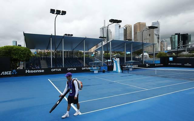 Die Australian Open reagieren auf die Luftverschmutzung nach den Bränden