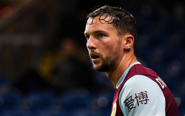 BURNLEY, ENGLAND - AUGUST 28: Danny Drinkwater of Burnley during the Carabao Cup Second Round between Burnley and Sunderland at Turf Moor on August 28, 2019 in Burnley, England. (Photo by George Wood/Getty Images)
