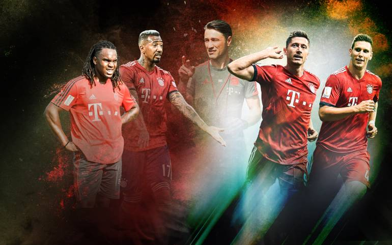 Beim FC Bayern ist bei den meisten Nationalspielern von WM-Frust wenig zu spüren. Zwei deutsche Stars machen auf sich aufmerksam, Robert Lewandowski lässt das Wechsel-Theater vergessen. Doch es gibt auch weniger gut gelaunte Spieler. SPORT1 zeigt, bei wem in München Lust und Frust herrschen