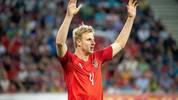 Martin Hinteregger kam gegen Polen nicht zum Einsatz
