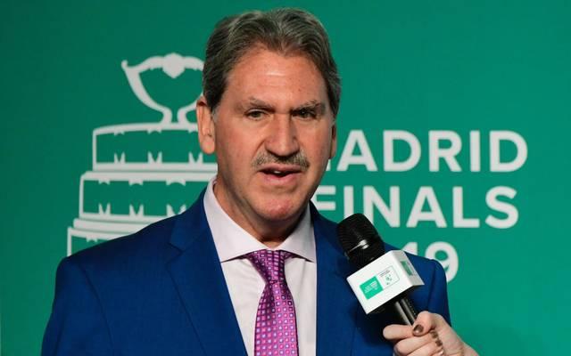 David Haggerty bleibt vier weitere Jahre ITF-Präsident