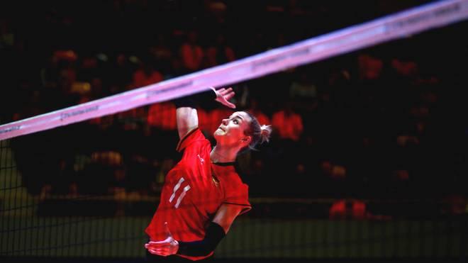 Louisa Lippmann gehört zu den besten Punktesammlerinnen im deutschen Team