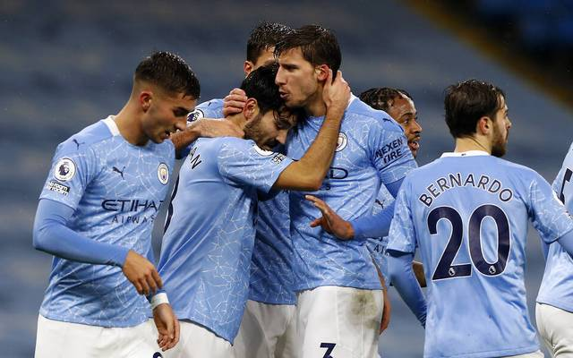 Manchester City will in der Premier League weiter nach vorne rücken