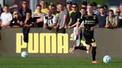 U19 Borussia Dortmund v U19 VfL Wolfsburg - German Championship Semi Final Match