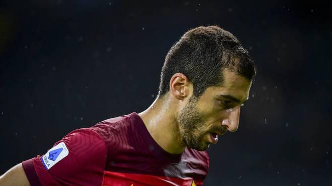 Henrikh Mkhitaryan steht beim AS Roma unter Vertrag