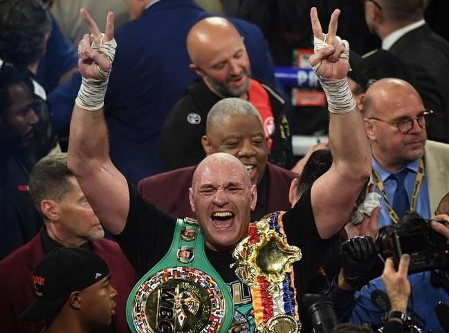 Tyson Fury ist wieder Weltmeister! Nach einer fulminanten Vorstellung in Las Vegas gegen Deontay Wilder erobert der 31-Jährige den Weltmeister-Gürtel der WBC. SPORT1 zeigt die Bilder des Kampfes