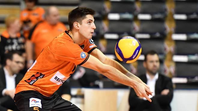 Moritz Reichert verlässt die BR Volleys
