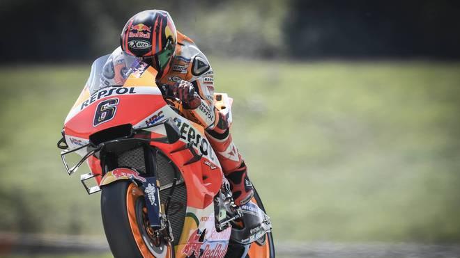 Stefan Bradl ist zurück in der MotoGP