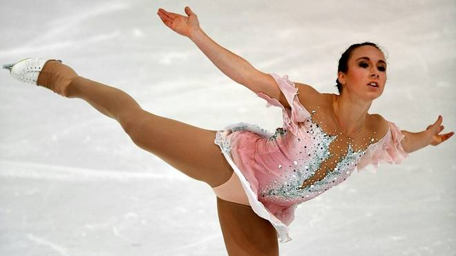 Nathalie Weinzierl führt die Deutsche Meisterschaft an