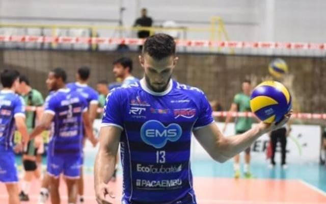 Renan Michelucci Moralez verstärkt die BR Volleys