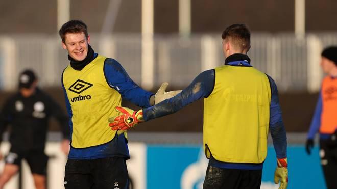 Schalke 04: Alexander Nübel gibt Comeback in Test gegen Münster