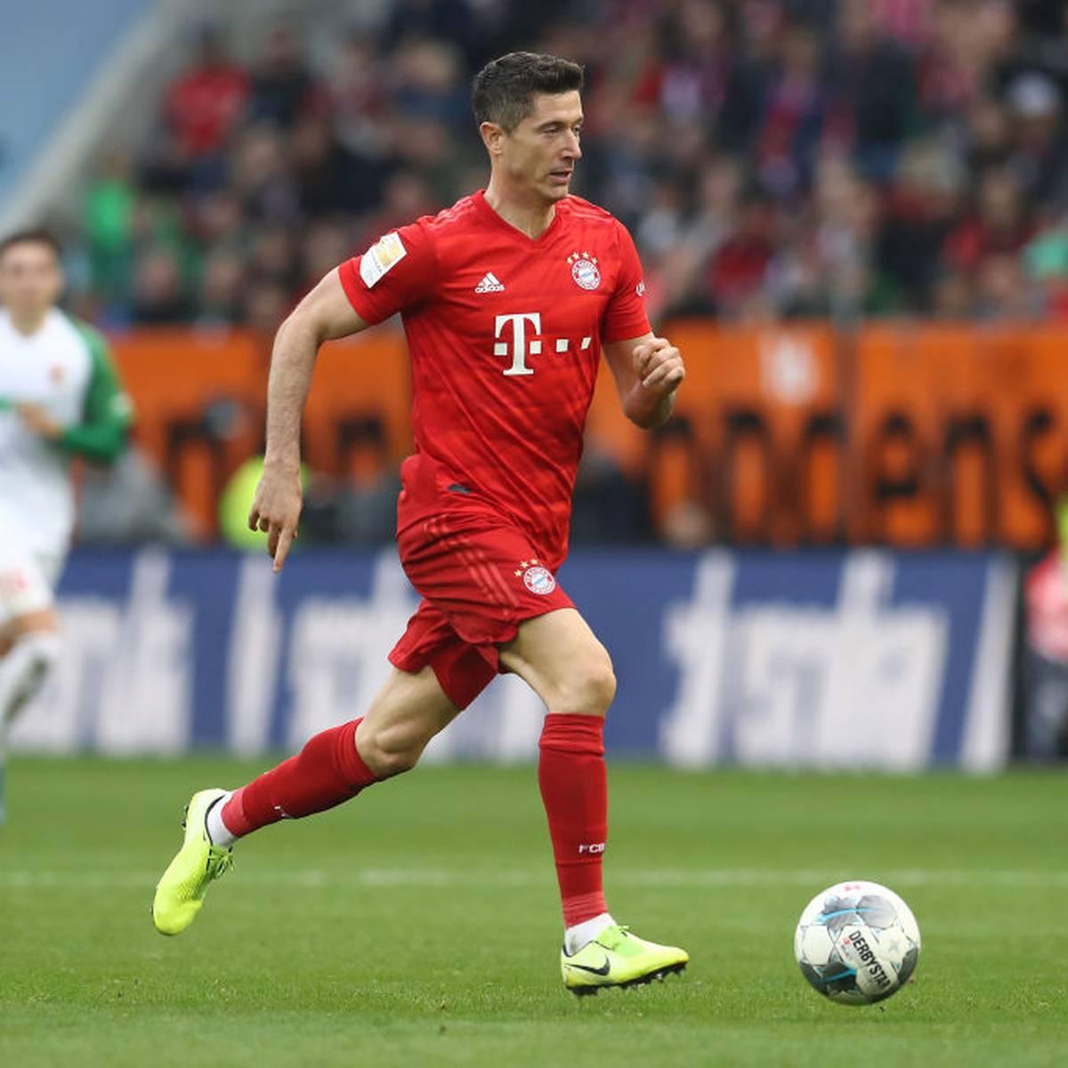Lewandowski vertritt die Bundesliga