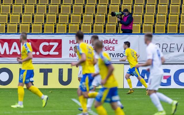 In Liberec fand das erste Spiel nach der Corona-Pause in Tschechien statt