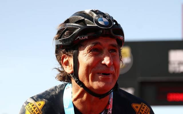 Alessandro Zanardi liegt nach seinem Unfall noch im Koma