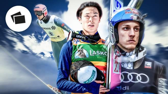 Karl Geiger, Ryoyu Kobayashi und Gregor Schlierenzauer unter den Favoriten der Vierschanzentournee 2019/20