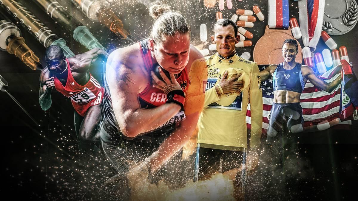 Dopingfälle, die für Chaos sorgten