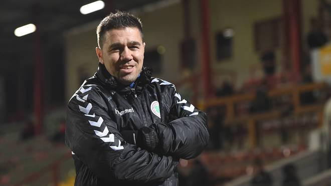 RWO-Trainer Mike Terranova
