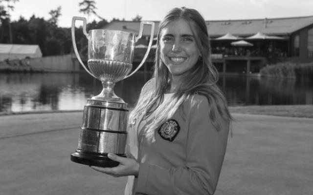 Celia Barquin Arozamena galt als eines der größten Talente im Golfsport