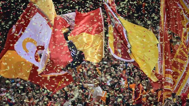 Bei Heimspielen von Galatasaray Istanbul herrscht stets eine besondere Atmosphäre