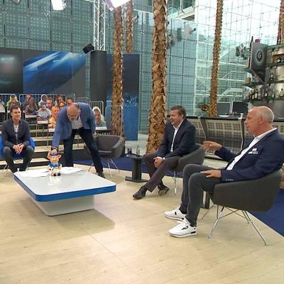 Alles bezahlt? Finanzminister Basler bittet zur Kasse