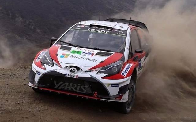 Toyota unterzieht den Yaris WRC einem rigorosen Testprogramm