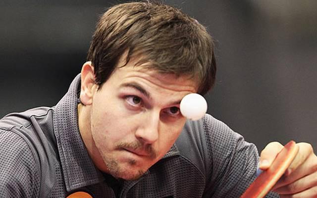 Timo Boll startet bei den Olympischen Spielen in Rio